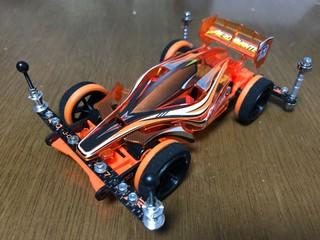 オレンジフラットマシン